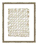 DecoGraph D in Antique Gold