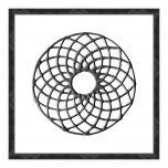 DecoGraph M Circle in Gunmetal